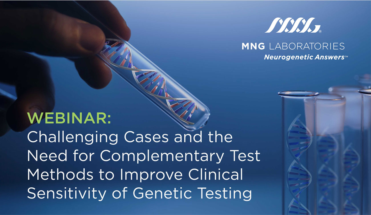 Challenging Cases And The Need For Complementary Test Methods To Improve Clinical Sensitivity Of Genetic Testing